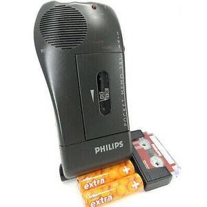 Philips Pocket Memo 281 Grabadora de voz