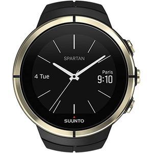 Montre Cardio GPS Suunto Spartan Ultra Gold Special Edition - Noir/Or