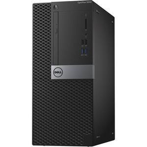 Dell OptiPlex 5040 MT Core i7 3,4 GHz - SSD 240 GB + HDD 1 TB RAM 8 GB