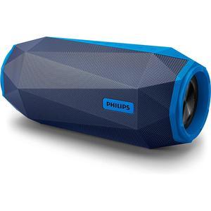Altoparlanti Bluetooth Philips ShoqBox SB500 - Blu