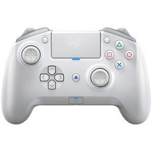 Manette Razer Raiju Tournament Edition - Blanc/Gris