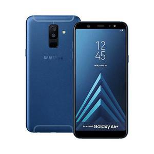 Galaxy A6+ (2018) 64 GB (Dual Sim) - Blue - Unlocked