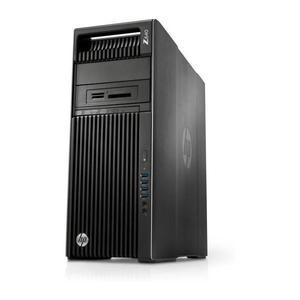 HP WorkStation Z640 Xeon E5 2,4 GHz - SSD 256 GB RAM 16 GB