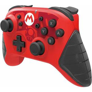 Manette Hori HoriPad Super Mario Edition NSW-233U - Noir/Rouge
