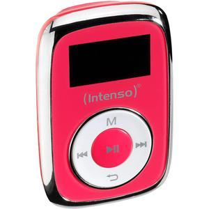 MP3-player & MP4 8GB Intenso Music Mover - Rosa/Grau