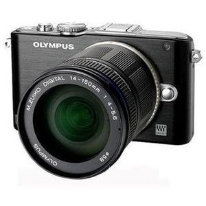 Hybrid Olympus PEN E-PL3 - Musta + Objektiivi Olympus 14-150mm f/4-5.6 II