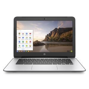 HP ChromeBook 14 G4 Celeron 2.16 GHz 16GB eMMC - 4GB QWERTY - English (US)