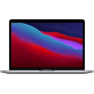 "MacBook Pro Touch Bar 13"" Retina (2020) - M1 3,2 GHz - SSD 256 Go - 8 Go QWERTY - Anglais (US)"