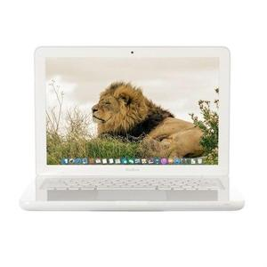 """MacBook 13"""" (2009) - Core 2 Duo 2,13 GHz - HDD 160 GB - 4GB - QWERTY - Engels (VS)"""