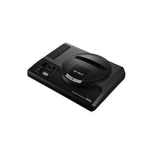 Console Sega Mega Drive 1600-09 - Noir