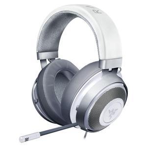 Kopfhörer Gaming mit Mikrophon Razer Kraken Mercury Edition - Weiß/Grau