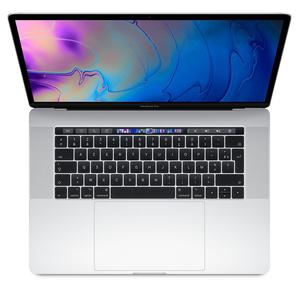 "MacBook Pro Touch Bar 15"" Retina (2019) - Core i7 2,6 GHz - SSD 512 GB - 16GB - AZERTY - Frans"