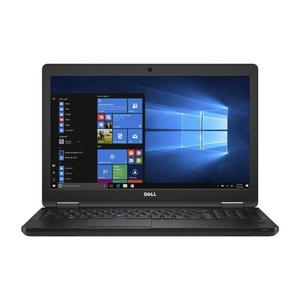"""Dell Precision 3510 15"""" Core i7 2,7 GHz - SSD 256 Go - 16 Go AZERTY - Français"""