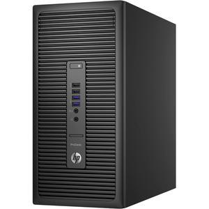 HP ProDesk 600 G2 MT Core i3 3,7 GHz - SSD 256 GB RAM 4 GB