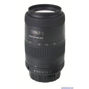 Objectif Pentax F 80-200mm f/4.7-5.6