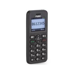 Fysic FM-7550 - Schwarz- Ohne Vertrag
