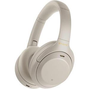 Kopfhörer Rauschunterdrückung Bluetooth mit Mikrophon Sony WH-1000XM4 - Silber