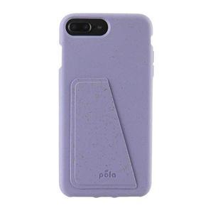 Funda Wallet Pela Eco-friendly iPhone 6/6s/7/8 Plus - Lavanda