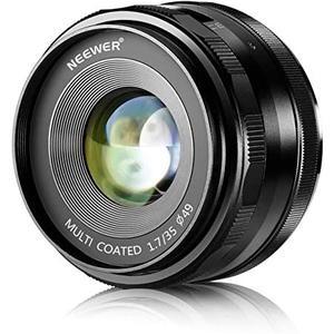 Objectief Neewer Micro 4/3 35mm f/1.7
