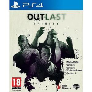 Outlast: Trinity - PlayStation 4