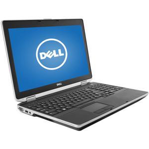 """Dell Latitude E6530 15"""" Core i5 2,6 GHz - SSD 128 GB - 8GB QWERTY - Norwegisch"""