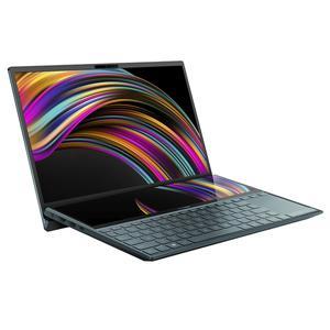 "Asus ZenBook Duo UX481FL-BM044T 14"" Core i7 1,8 GHz - SSD 512 Go - 16 Go QWERTY - Espagnol"