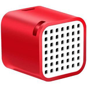 Juice Nano Square Bluetooth Speakers - Red