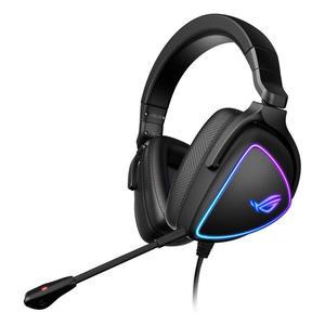 Kopfhörer Gaming mit Mikrophon Asus ROG Delta S - Schwarz