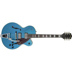 Instruments de musique Gretsch G2420T Streamliner Hollow Body Bigsby Lrl Gunmetal