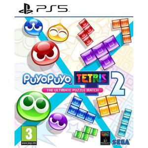 PuYoPuYo Tetris 2 The Ultimate Puzzle Match - PlayStation 5