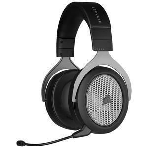 Corsair HS75 XB Gaming Bluetooth Ακουστικά Μικρόφωνο - Μαύρο/Γκρι