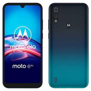 Motorola Moto E6s (2020) 32 GB (Dual Sim) - Blue - Unlocked