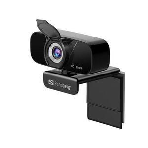 Webcam Sandberg USB Chat - Noir