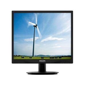 """Philips S-line 19S4LSB5 Tietokoneen näyttö 19"""" LCD SXGA"""