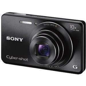 Compact - Sony Cyber-shot DSC-W690 Noir Sony Sony Lens G 25-250 mm f/3.3-5.9