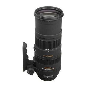 Objectif Sony 150-500mm f/5-6.3