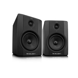 Überwachungs lautsprecher M-audio BX5-D2 - Schwarz