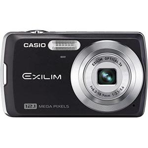 Compact - Casio Exilim EX-Z35 Noir Casio Exilim 3x Optical 36-107 mm f/3.1-5.6