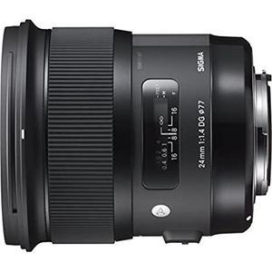 Objektiivi Sigma F 24mm f/1.4 DG ART