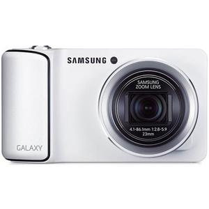Kompakt -  Galaxy Camera GC100 Weiß Objektiv  Zoom Lens 23-483mm f/2.8-5.9