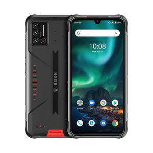 Umidigi Bison 128GB Dual Sim - Zwart/Oranje - Simlockvrij