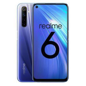 Realme 6 128 Gb Dual Sim - Blau - Ohne Vertrag