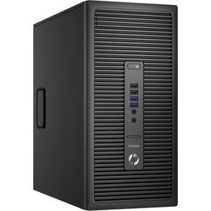 HP ProDesk 600 G2 MT Core i3 3,7 GHz - HDD 500 GB RAM 8GB