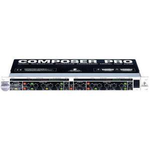 Amplificateur Behringer MDX 2200