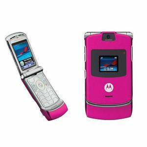 Motorola Razr V3I - Pink - Unlocked