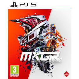 MXGP 2020 - The Official Motocross Videogame - PlayStation 5