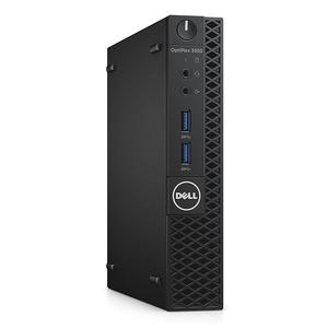 Dell OptiPlex 3050 Micro Core i3 3,4 GHz - HDD 500 GB RAM 8GB