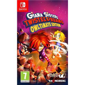 Giana Sisters : Twisted Dreams - Owltimate Edition - Nintendo Switch