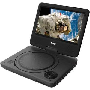 Reproductor de DVD Portátil D-JIX PVS 706-20