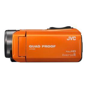 Caméra Jvc GZ-R415DE miniHDMI/USB - Orange